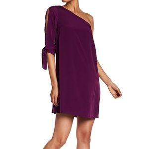 Cece by cynthia steffe one shoulder dress.